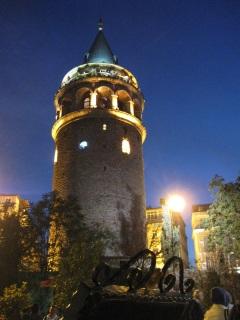 Galata Tower 2013. Image © A.M. Fry
